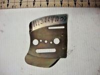 Stihl Bar Plate 1113 664 1100 Chainsaw
