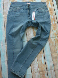 Sheego-Jeans-Trousers-Blue-Ladies-Size-44-to-58-plus-Size-010