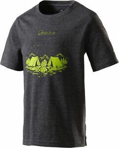 "Prix Bas Avec Mckinley Enfants Wandershirt Loisirs-fonctionnel-t-shirt Ziya Protection Uv Noir-ions-t-shirt Ziya Uv-schutz Schwarz"" afficher Le Titre D'origine"