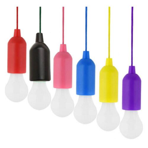 Tragbare led zugschnur glühbirne camping hängen led nachtlicht lR fu