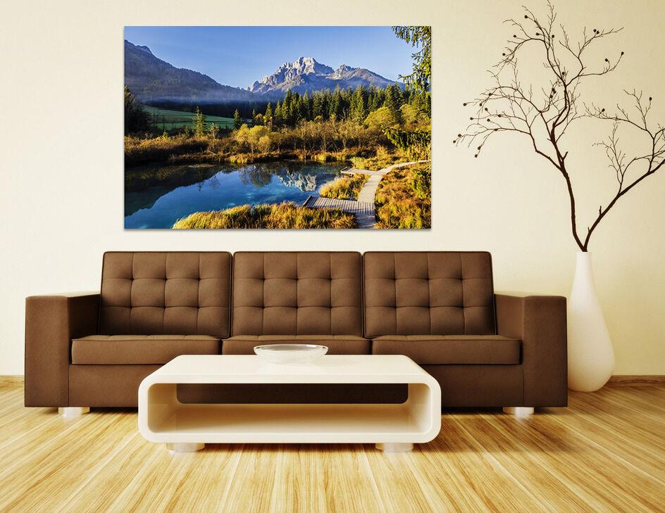 3D Schöne Landsch Fototapeten Wandbild Fototapete Bild Tapete Familie AJSTORE DE