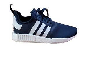 adidas nmd r1 size 8.5 blue white