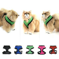 Pet Control Harness Soft Walk Collar Safety Strap Mesh Vest For Dog Puppy Cat