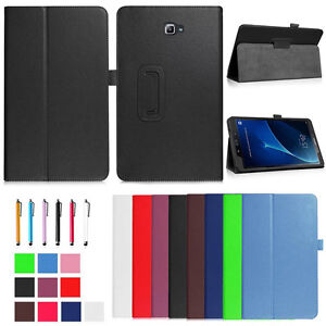 For Samsung Galaxy Tab A E S2 Tab 3 Tablet Folio Leather Stand Case Cover +Gifts