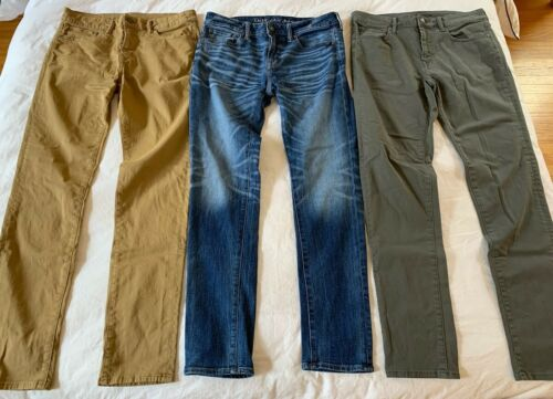American Eagle Outfitters Men's Skinny Flex Jeans