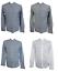 Indexbild 1 - Herren Leinenhemd Freizeithemd Langarm Grau Blau Weiß Gr. S M L XL XXL