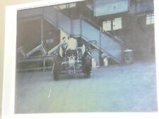Tractor manufacturer contrasted  60 and 80 yrs ago Ferguson UK and International