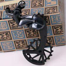 J&L Ceramic Oversize Derailleur Pulley-Shimano R9100/R9150,R8000/R8050-Di2-OSPW