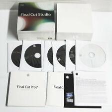 Apple Final Cut Studio 3 Buy Key