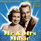 Mr. and Mrs. Music * by Frances Wayne (CD, Nov-2006, Sepia Records)