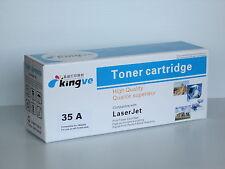 1 PK Compatible Black Toner Cartridge for HP 35A CB435A P1002 P1003 P1004 P1005