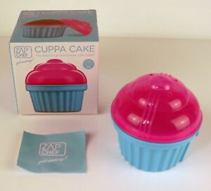 Jml Zap Chef Cuppa Cake The Ready To Go Microwave Cake Maker Get Cooking Ebay