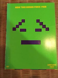 Aqua-Teen-Hunger-Force-Vol-Two-and-Aqua-Teen-Hunger-Force-Four-Vol-4