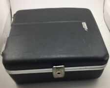 Executive 720C Picnic Basket Hard Case 12 X 11 Full Of Appliances Vintage