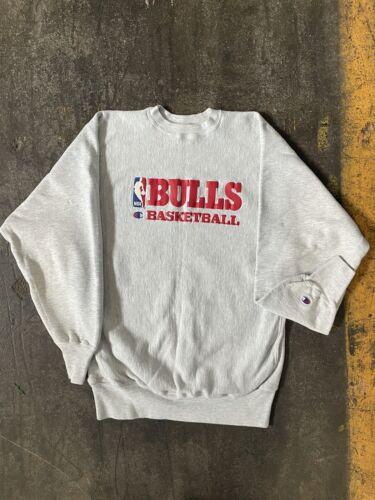 Vintage Chicago Bulls Champion Reverse Weave - image 1
