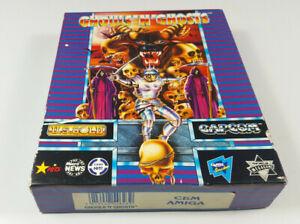 Ghouls-039-n-Ghosts-Capcom-Commodore-Amiga-Spiel-Big-Box-OVP-VGC-CIB-Vintage
