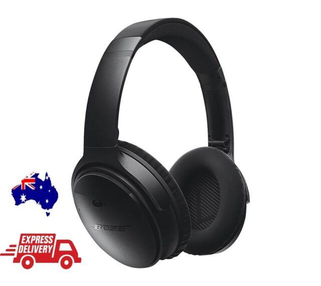 Bose QC35 QuietComfort 35 Wireless Bluetooth Noise Cancelling Headphones Black