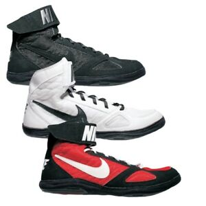 3bdcba6b248261 Image is loading Wrestling-Shoes-Boots-NIKE-TAKEDOWN-4-Ringerschuhe- Chaussures-