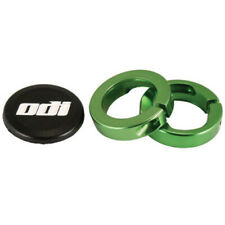 ODI Green Lock Jaw Clamps with End Caps