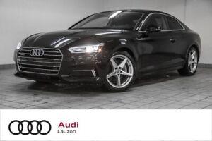 2018 Audi A5 KOMFORT COMMODITÉS