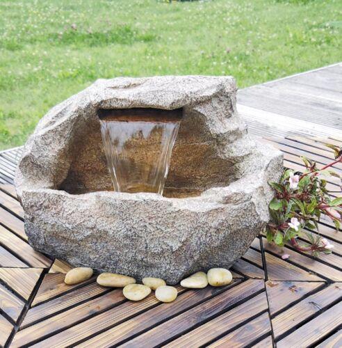 Gerade Spring Düse Sprühkopf Teichpumpe Springbrunnen aus Messing
