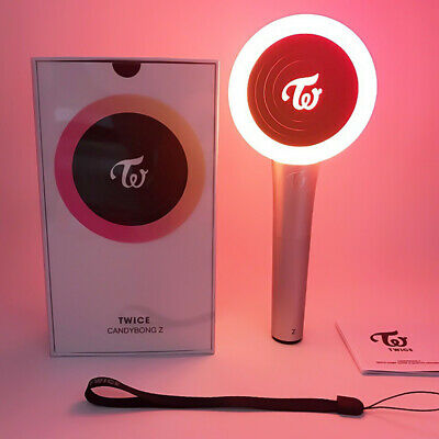 TWICE [CANDY BONG Z] World Tour Support Light Stick Ver 2 Fans Gift US |  eBay