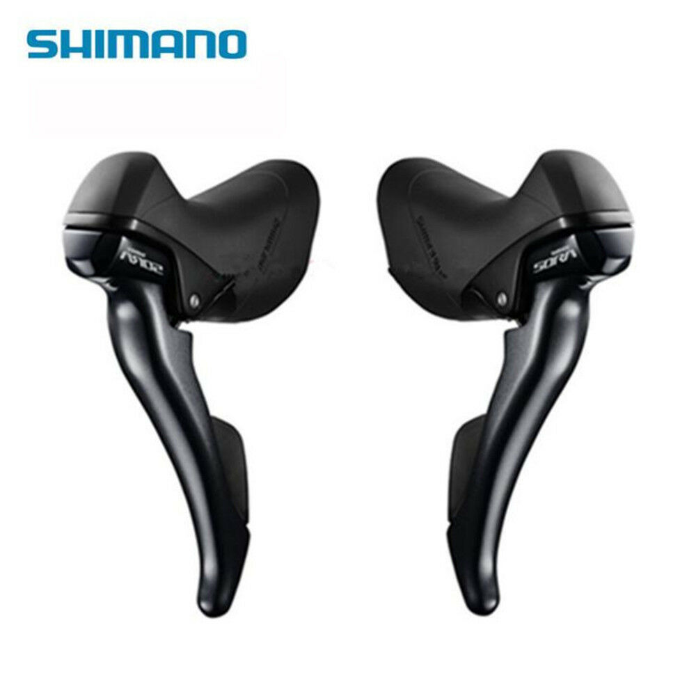 Shimano SORA STI ST-R3000 2x9S Dual-Control Lever Left    Right   Pair w  Cables  fast shipping