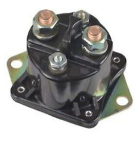 NEW WINCH SOLENOID for WARN 12 VOLT HEAVY DUTY SAZ4201GL 72631