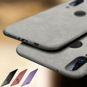 pretty nice 6535d 031c2 For Huawei Nova 3i 3 Mate 20 Shockproof Soft TPU Sandstone Matte ...