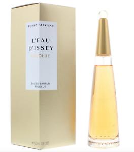 Issey-Miyake-L-039-EAU-D-039-Issey-Absolue-Eau-de-Parfum-Spray-90ml-Nuevo-y-Sellado