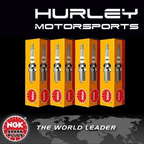 4 NGK Standard Spark Plugs Qty Threaded Stud D6HA Stock #6512