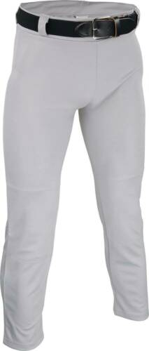 Sports Unlimited Youth Baseball Pants Fake Fly w// Belt Loops New