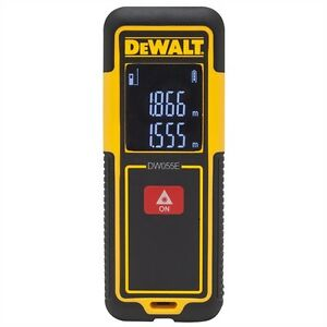 DEWALT-DW055E-55-ft-Distance-Measurer