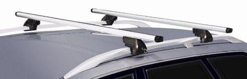 a partir del 2012 Alu Avant//combi 5 puertas Portaequipajes de techo relingträger aurilis Trek audi a6