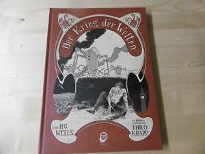 Egmont: KRIEG der WELTEN Graphic Novel (Hardcover)  [3176]