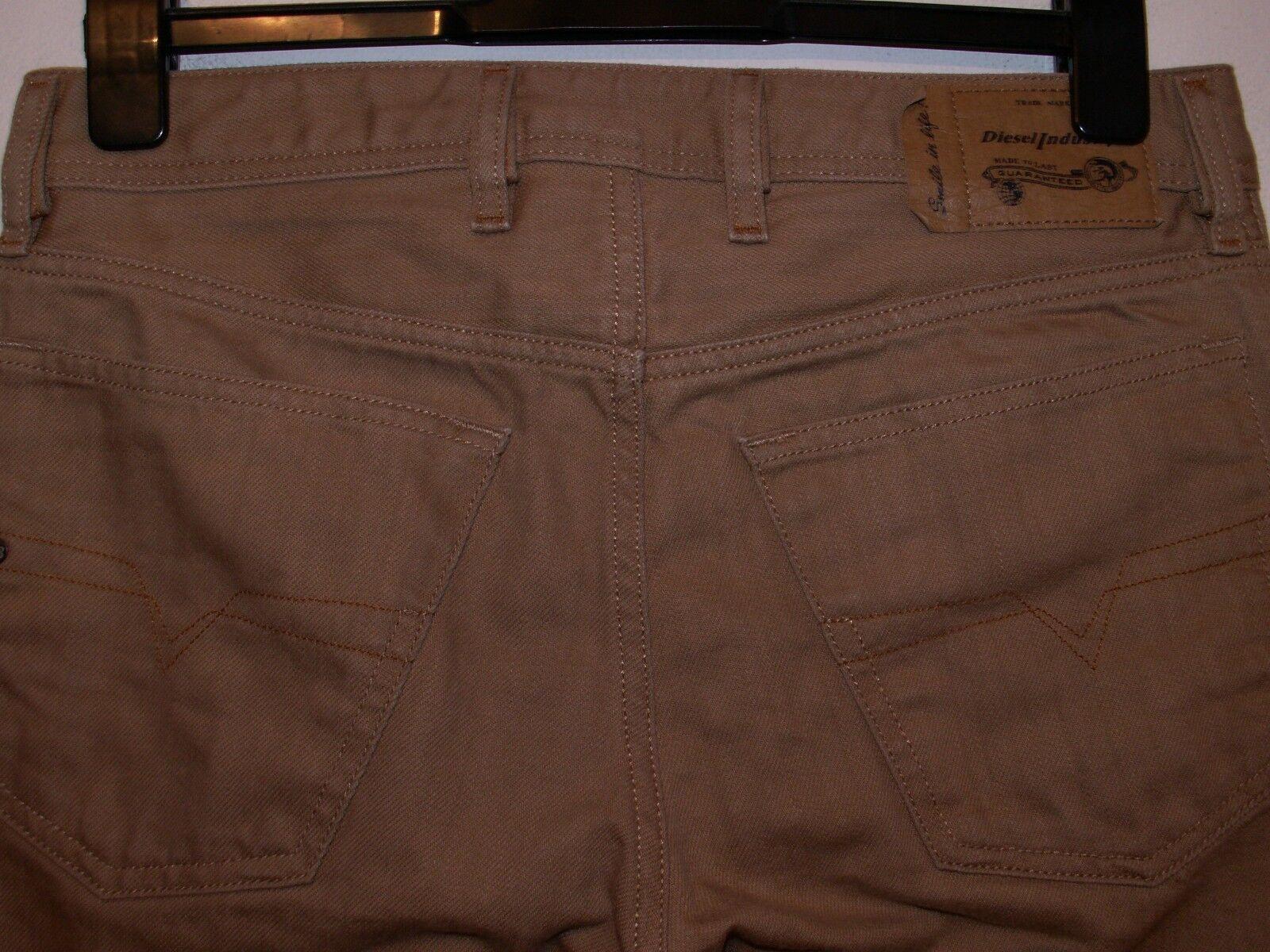 Diesel waykee regular fit straight leg jeans wash 008QU W30 L32 (a3531)  | Geeignet für Farbe  | Düsseldorf Eröffnung  | Jeder beschriebene Artikel ist verfügbar
