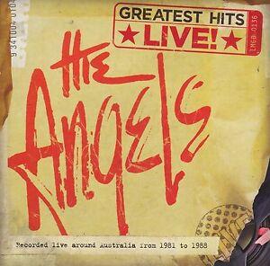 ANGELS-GREATEST-HITS-LIVE-CD-NO-SECRETS-MARSEILLES-DOC-NEESON-THE-NEW