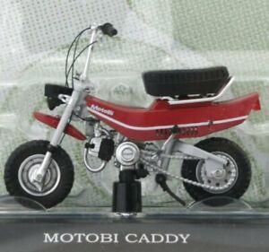 MOTOBI Caddy - red - Atlas 1:18