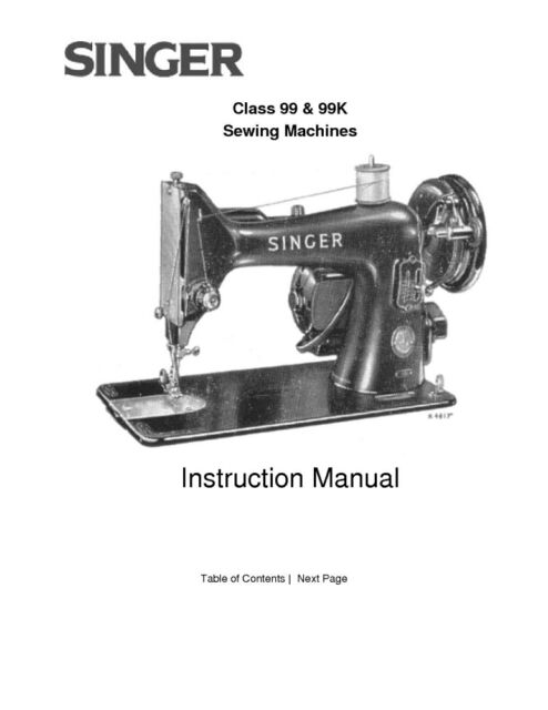 Singer 403A Sewing Machine//Embroidery//Serger Owners Manual Reprint FREE SHIPPING