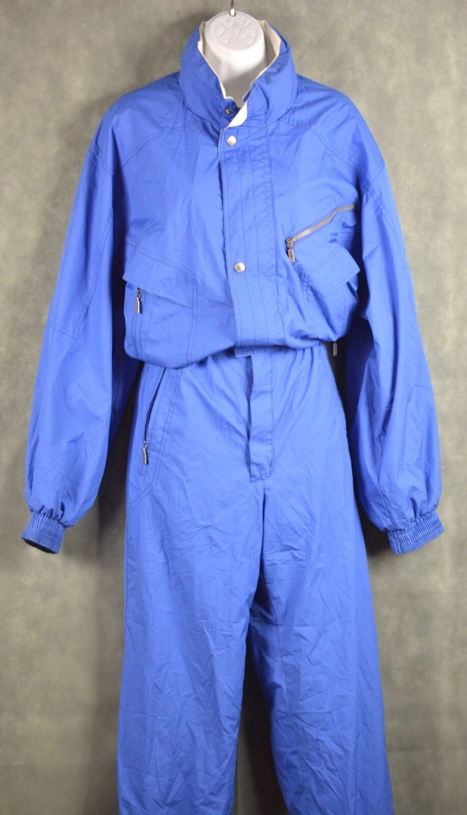 Vintage Killy Women's Size MEDIUMFrance One Piece  Ski Snow Snowboard Suit  waiting for you