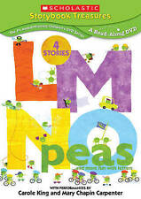 LMNO Peas... and More Fun with Letters (DVD, 2014) recom. ages 3-7 *FREE Ship*