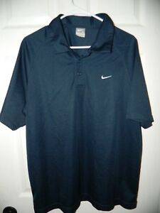 "Clothing, Shoes & Accessories Ingenious ""nike"" Men's Sz Xl Polo Style Shirt In Excellent Condition Aromatic Flavor"