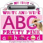 Write and Wipe Pink ABC by Thomas Nelson (Paperback / softback, 2014)