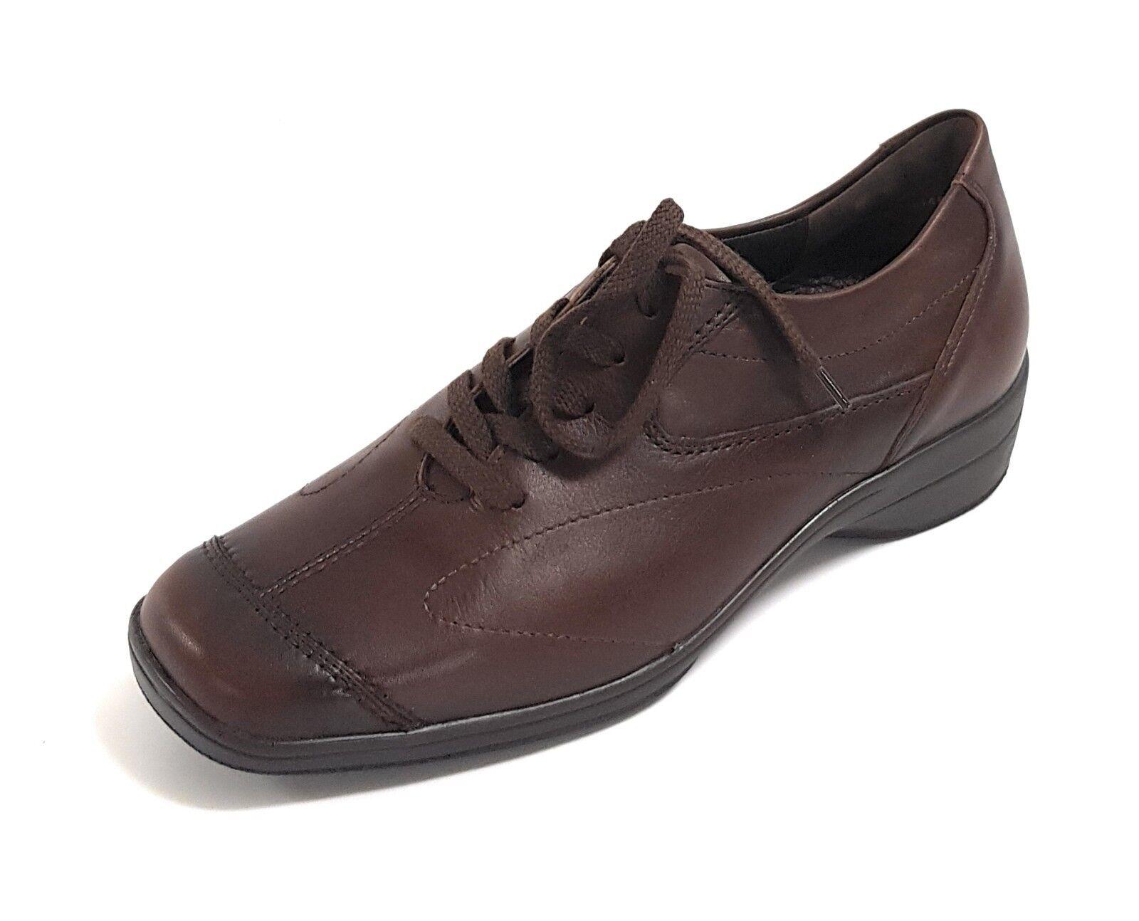 modelo más vendido de la marca Semler maja señora zapatos con cordones zapatillas zapato semi pu aire y suela