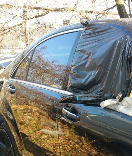 07-13 Mercedes W221 S550 S600 S450 S65 S63 RIGHT REAR PASSENGER DOOR WINDOWS
