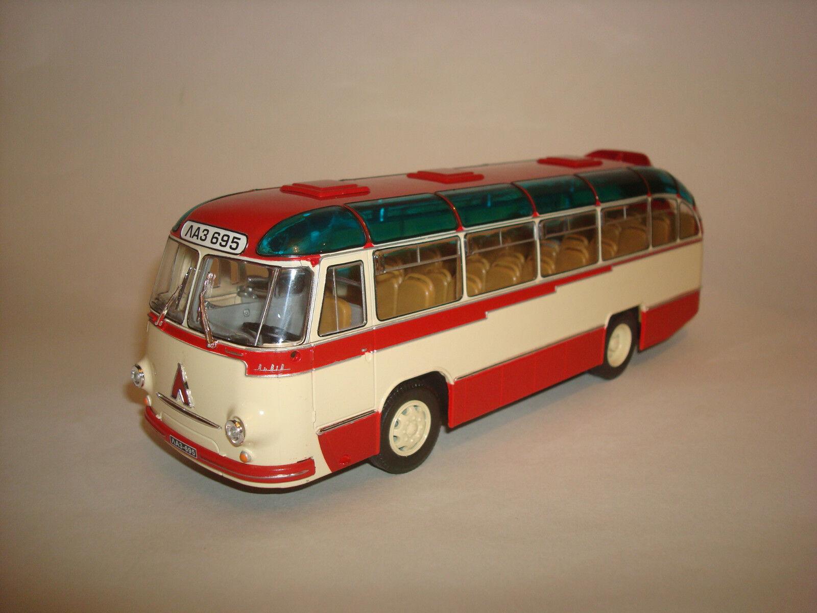 LAZ 695B City Bus 1956 USSR 1 43 Ultra Models