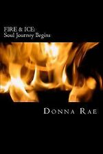 Fire and Ice : Soul Journey Begins by Donna Rae (2014, Paperback)