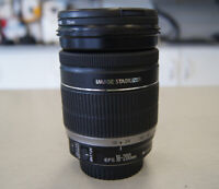Canon 18 - 200 mm Lens Mississauga / Peel Region Toronto (GTA) Preview
