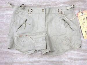 Pantaloncini Nang impreziosite New donna L Da in Clt52341742 da con tasche corti tessuto dettaglio da gE5q5w