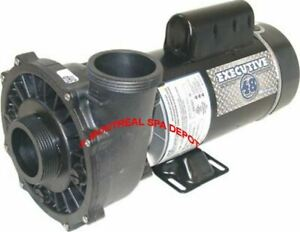 Waterway-spa-pump-EXECUTIVE-48fr-2speeds-1-5-HP-115-230V-2-034-intake-outake